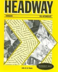 Headway Pre-Intermediate WB W/Out K